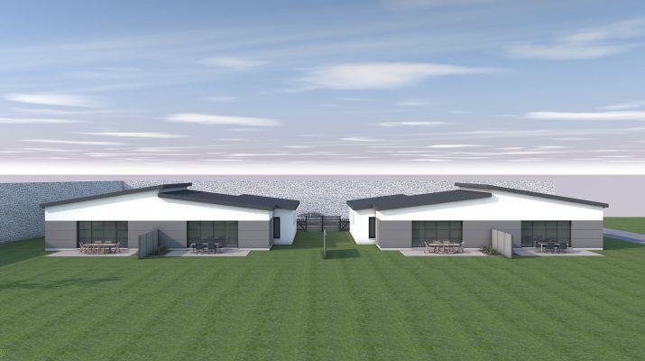 Maison de plain-pied 102m²