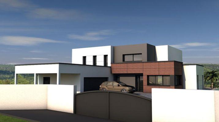 Maison à étage 230m²