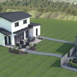 Maison à étage 129m²